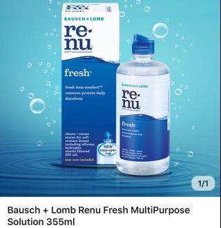 🚚 Renu Fresh Multi Purpose Solution