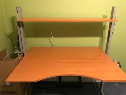 Computer table & chair