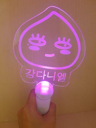 Unofficial Kang Daniel lightstick