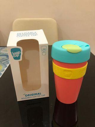 KeepCup Reusable coffee cup