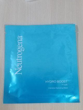 Neutrogena hydro boost mask