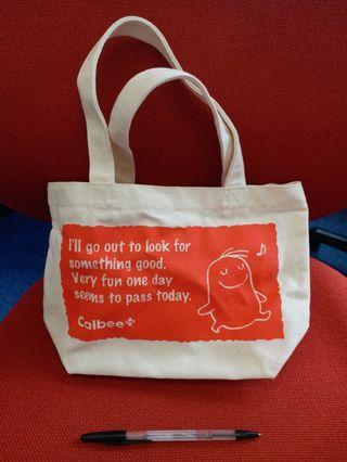 卡樂B麻布袋/OL食飯袋