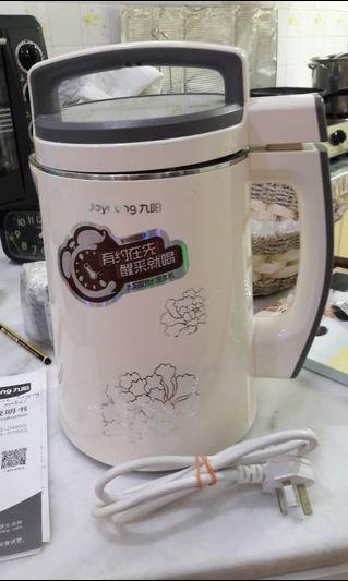 Almost New Joyoung Soymilk Maker
