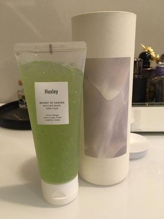Huxley healing mask