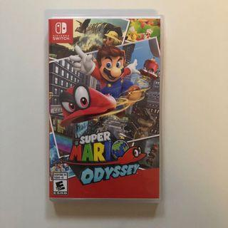 WTS- Mario Odyssey for Nintendo Switch