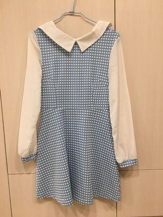 學院風洋裝