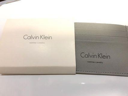 Calvin klein card holder卡套
