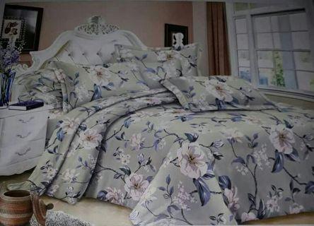 Bed Sheets Queen Set