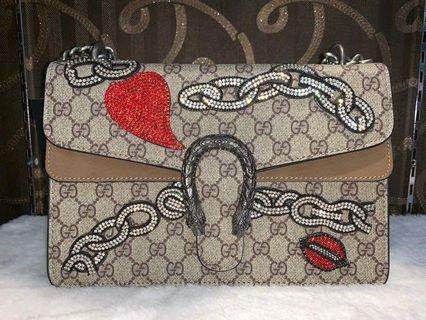 Gucci bag (semi premium)