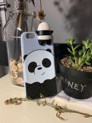 panpan iphone 6/6s case 🐼