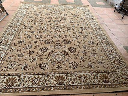 Large Carpet (A)  approx  116 inch *91 inch