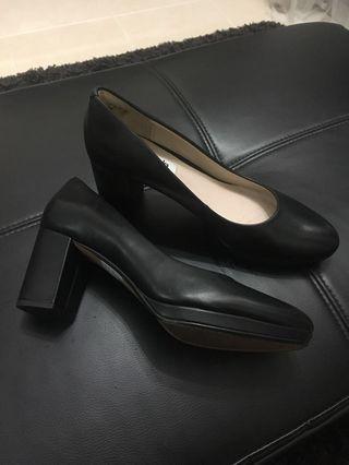 Clarks Heels (leather)