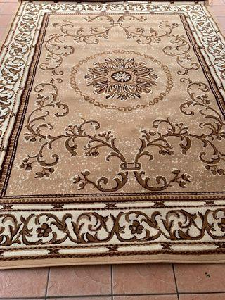 Large carpet (C)  approx 116 inch *91 inch