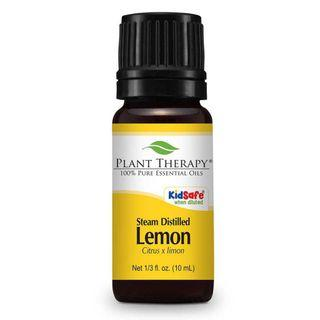 [IOUTOFSTOCK: PRE-ORDER ONLY] Steam Distilled Lemon KidSafe 100% Pure Essential Oil Plant Therapy 10ML