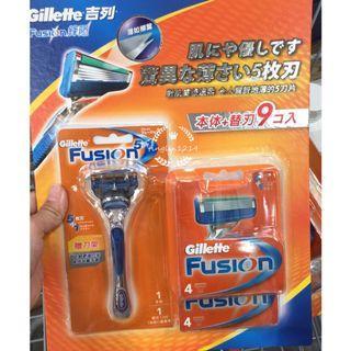 刮鬍刀 吉列 好市多代購
