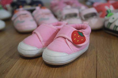 12cm可愛BB鞋