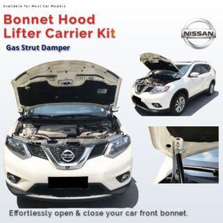 For Nissan Qashqai / XTrail Engine Hood Gas Pressure Lifter / Damper