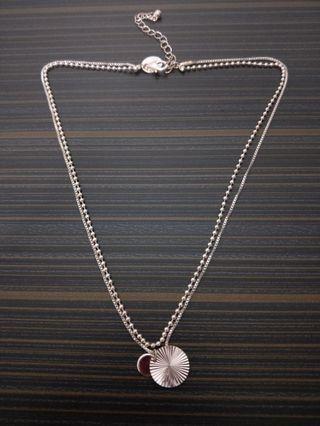 🚚 Sliver necklace