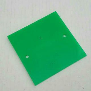 #Blessing @ P&H $1.80📬Brand New Green Plastic Label Card