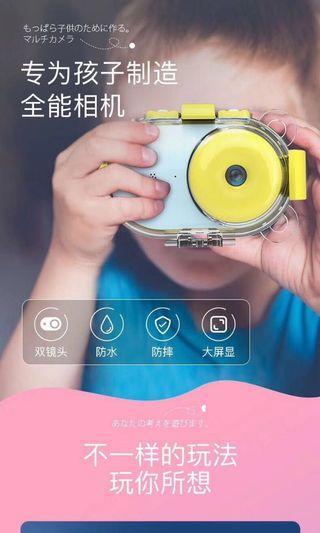 兒童防水相機