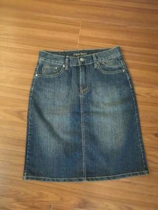 Denim Skirt vintage design