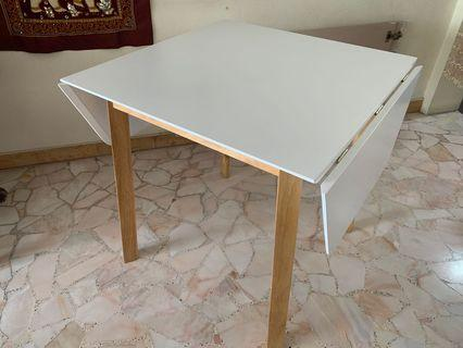 Furniture/dining table and chairs