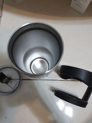 僅過水 未使用 冰霸杯 握把 兩件組 (不含杯蓋)