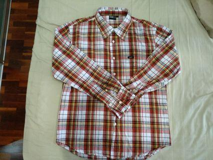 Lee Jeans Flannel Size L