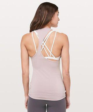 Lululemon tank take it further