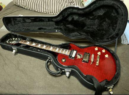 🚚 Gibson  China made