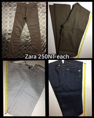 Clothes Zara Pants (X-XS) 250 each