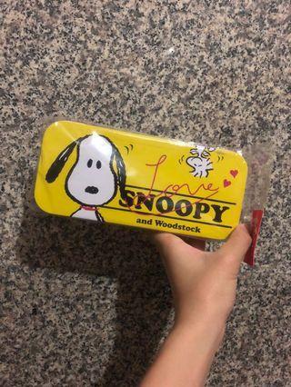 🚚 SNOOPY鉛筆盒