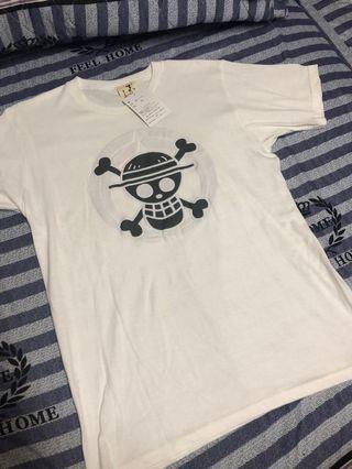 全新航海王 海賊王 上衣 衣服 日本金證