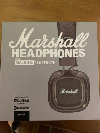 🚚 Marshall Major II Headphones