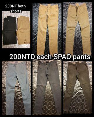 Clothes pants SPAO (X-XS)