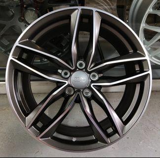 "18"" Audi RS design rim for AUDI,VW,SKODA,SEAT"