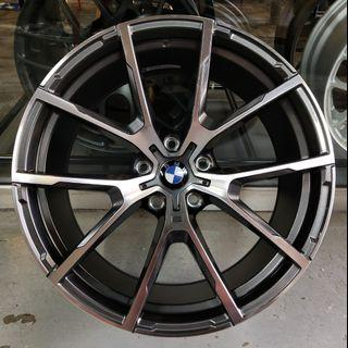 "19"" BMW M perfomance rim for BMW F30, E90, F10"