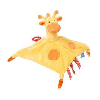 BNIB Gerri Giraffe - Teether Grofriend Comforter