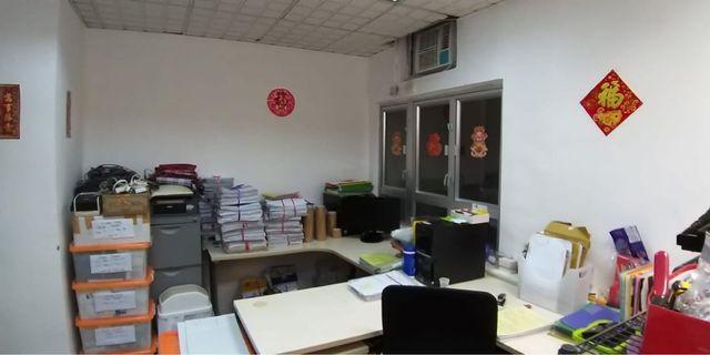 旺角廣發商業中心 有經理房,天花地氈
