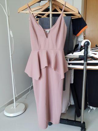 Pink Dress #EndgameYourExcess