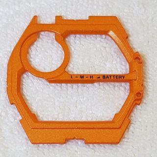 Original GW-9400 Rangeman Orange Face Plate, Outer Dial Casio G-shock