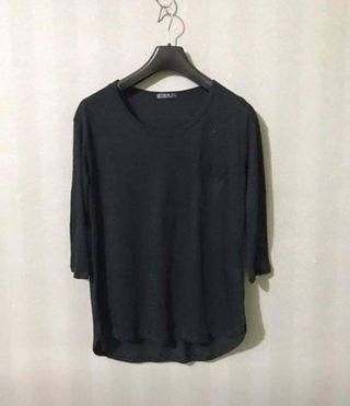 [Cotton On] Black Shirt