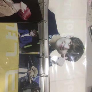 BTS V Slogan Towel To My Darling Fansite