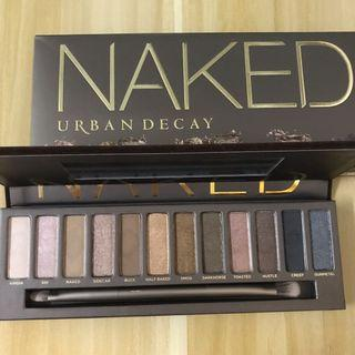 Urban Decay Naked 眼影盤