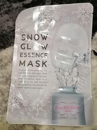 Snow Glow Essence Mask