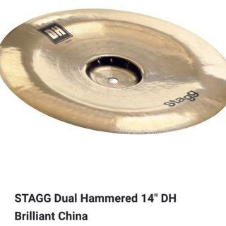 "CLEARANCE SALE-STAGG 14"" DH BRILLIANT CHINA"