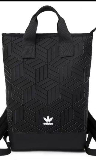 Adidas original 3D backpack 背包背囊