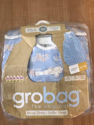 Grobag 2.5 TOG sleeping bag 18M - 3Y睡袋 嬰兒 BB