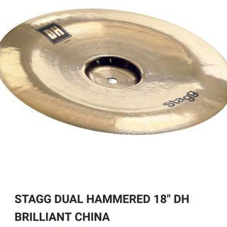 "CLEARANCE SALE-STAGG 18"" DH BRILLIANT CHINA"