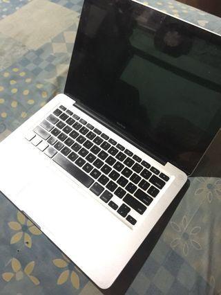 """Macbook Pro 13"""" Mati Total"""